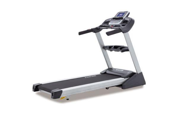Large image of Spirit Fitness Foldable Treadmill - 485815