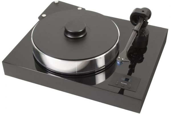 Pro-Ject Xtension 10 Superpack Black Turntable  - XTENSION10SPBK