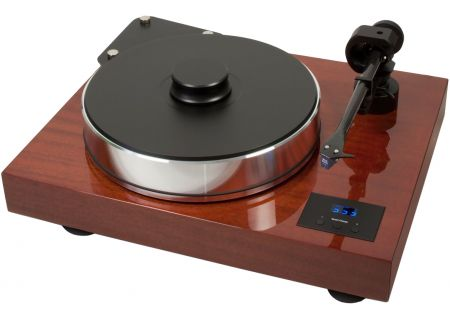 Pro-Ject Xtension 10 Superpack Mahogany Turntable  - XTENSION10SPMAHOGANY