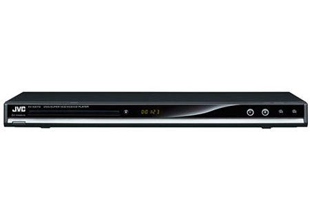 JVC - XV-N370RF - Blu-ray Players & DVD Players