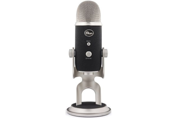Large image of Blue Microphones Yeti Pro USB Multipattern Condenser Microphone - YETI PRO