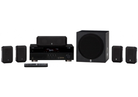Yamaha - YHT393BL - Home Theater Systems