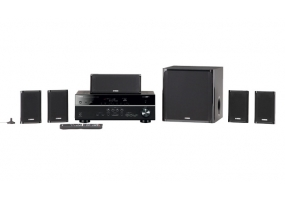 Yamaha - YHT-599UBL - Home Theater Systems