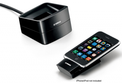 Yamaha - YIDW10 - iPod Docks/Chargers & Batteries