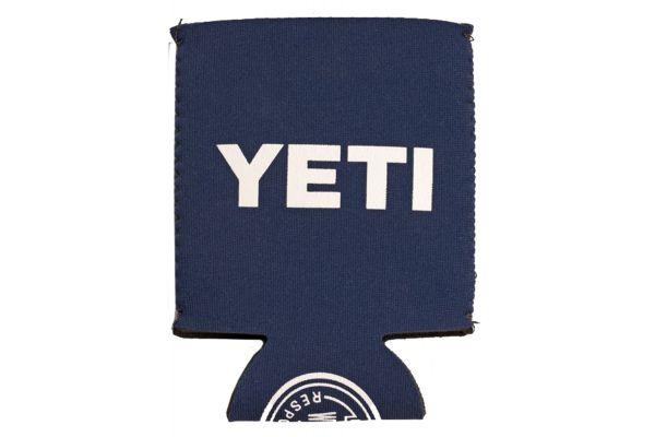 Large image of YETI Navy Neoprene Drink Jacket - 21060020003