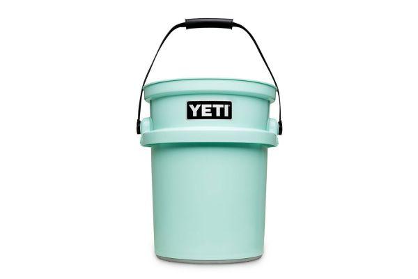 Large image of YETI Seafoam LoadOut  5-Gallon Bucket - YLOBSG