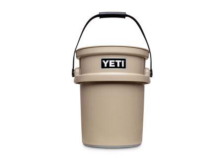 YETI Tan LoadOut 5-Gallon Bucket - YLOBT