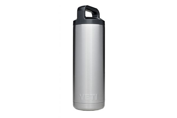 YETI Stainless Steel Rambler 18 Oz Water Bottle  - 21070100001
