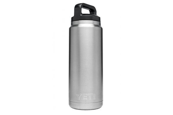 YETI Stainless Steel Rambler 26 Oz Water Bottle  - YRAMB26