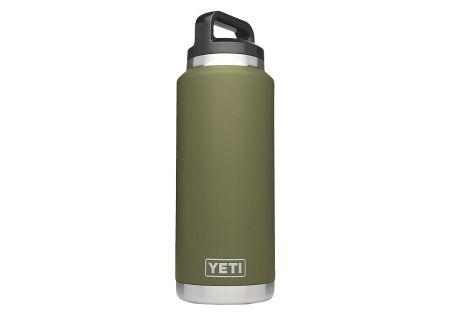 YETI Olive Green Rambler 36 Oz Water Bottle  - YRAMB36OG