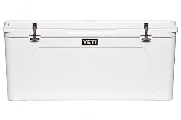 Large image of YETI White Tundra 160 Cooler - 10160020000