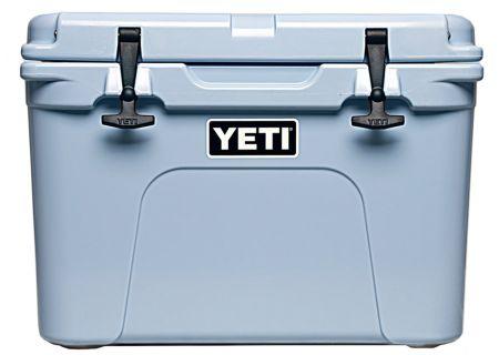 YETI Ice Blue Tundra 35 Cooler - 10035100000