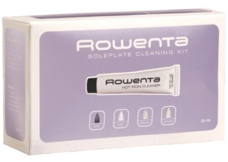 Rowenta Soleplate Cleaning Kit  - ROW ZD100