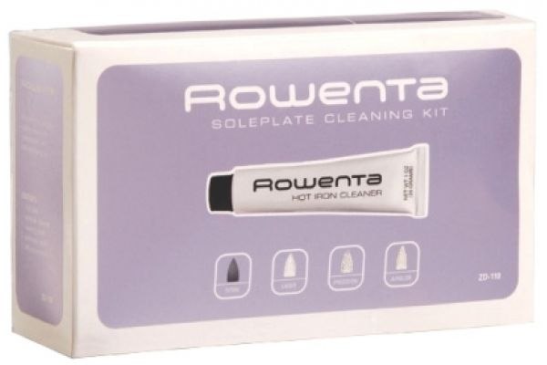 Large image of Rowenta Soleplate Cleaning Kit - ZD100