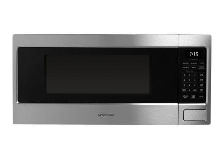 Monogram Stainless Steel Countertop Microwave Oven - ZEM115SJSS