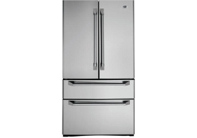 GE Monogram - ZFGP21HYSS - Bottom Freezer Refrigerators