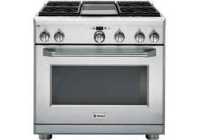 GE Monogram - ZGP364NDRSS - Gas Ranges