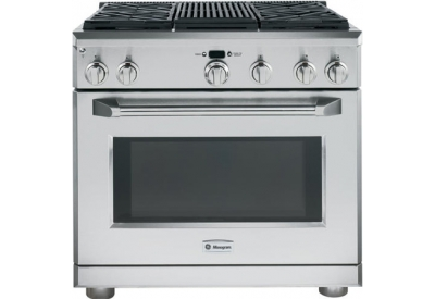 GE Monogram - ZGP364LRRSS  - Gas Ranges