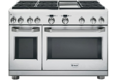 GE Monogram - ZGP486LDRSS - Gas Ranges