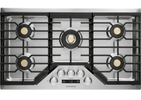 Monogram - ZGU36ESLSS - Gas Cooktops