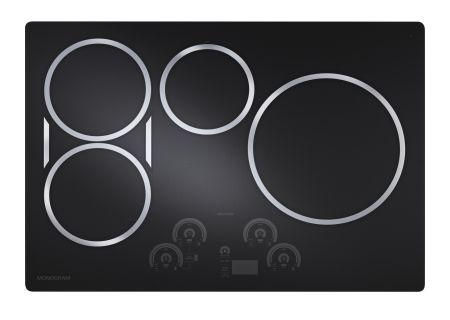 "Monogram 30"" Black Electric Induction Cooktop  - ZHU30RDJBB"