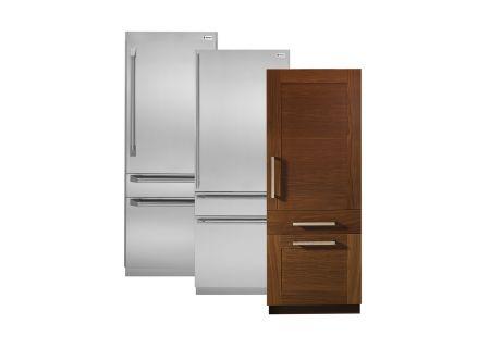 Monogram - ZIC30GNHII - Built-In Bottom Freezer Refrigerators