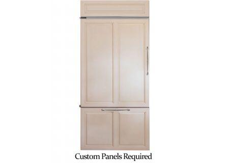 Monogram - ZIC360NHLH - Built-In Bottom Freezer Refrigerators