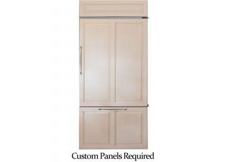 Monogram - ZIC360NHRH - Built-In Bottom Freezer Refrigerators