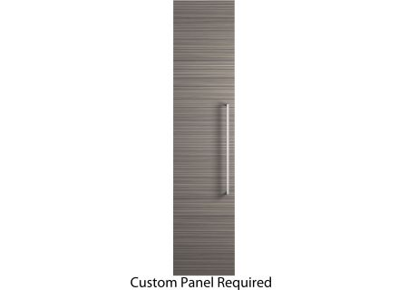"Monogram 18"" Panel Ready Integrated Column Freezer - ZIF180NPKII"