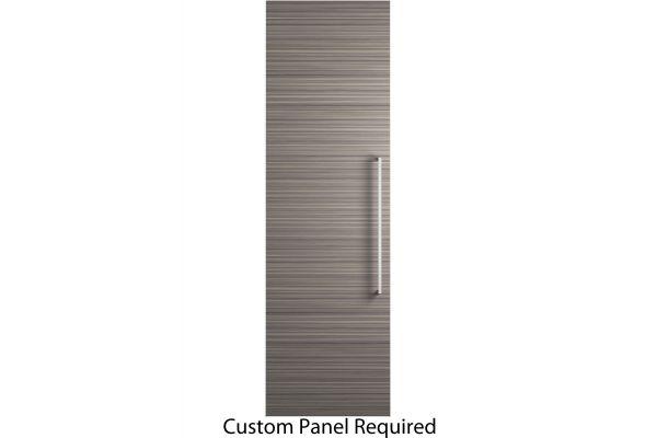 "Monogram 24"" Panel Ready Integrated Column Freezer - ZIF240NPKII"