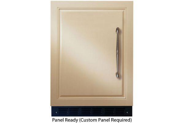 "Large image of Monogram 24"" Custom Panel Fresh Food Refrigerator - ZIFI240HII"