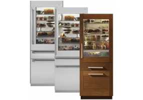 GE Monogram - ZIK30GNZII  - Built-In Bottom Mount Refrigerators