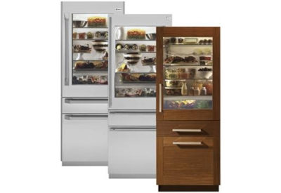 Monogram - ZIK30GNZII  - Built-In Bottom Mount Refrigerators