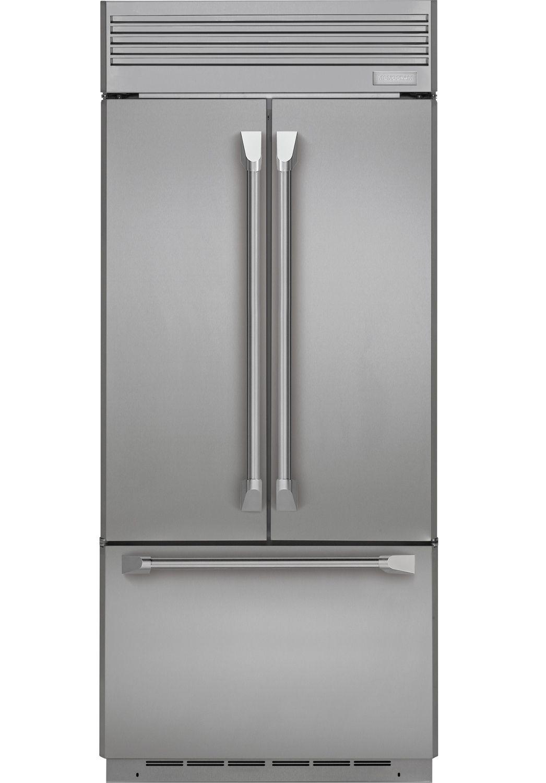 Ge Monogram French Door Refrigerator Zipp360nhss