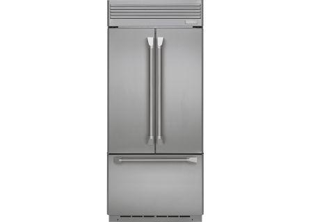 Monogram - ZIPP360NHSS - Built-In French Door Refrigerators