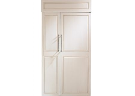 Monogram - ZIS420NH - Built-In Side-by-Side Refrigerators
