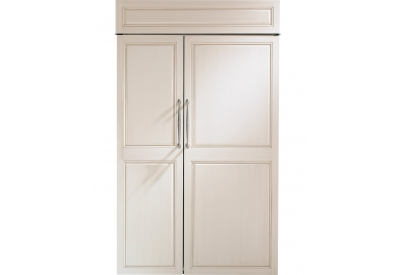 Monogram - ZIS480NH - Built-In Side-By-Side Refrigerators