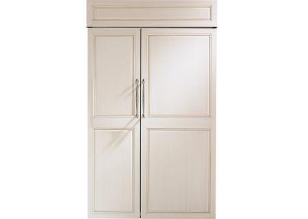 Monogram - ZIS480NH - Built-In Side-by-Side Refrigerators