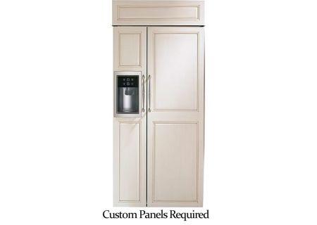 Monogram - ZISB360DH - Built-In Side-by-Side Refrigerators