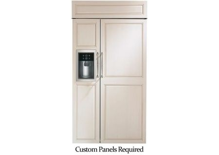 Monogram - ZISB420DH - Built-In Side-by-Side Refrigerators