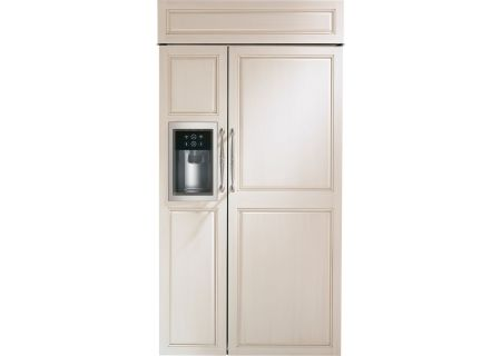 "Monogram 42"" Panel Ready Built-In Side-By-Side Refrigerator  - ZISB420DK"