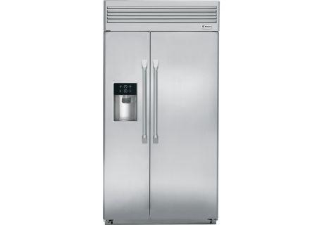 Monogram - ZISP420DHSS - Built-In Side-by-Side Refrigerators
