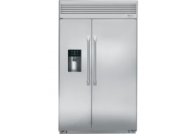 Monogram - ZISP480DHSS - Built-In Side-by-Side Refrigerators