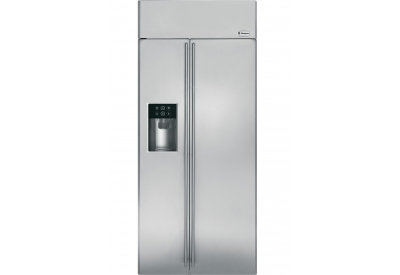 Monogram - ZISS360DHSS - Built-In Side-by-Side Refrigerators