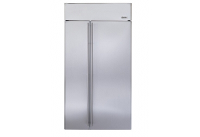 Monogram - ZISS420NHSS - Built-In Side-by-Side Refrigerators