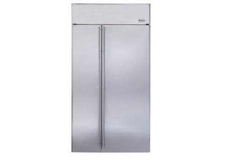 Monogram - ZISS420NHSS - Built-In Side-by-Side Refrigerators