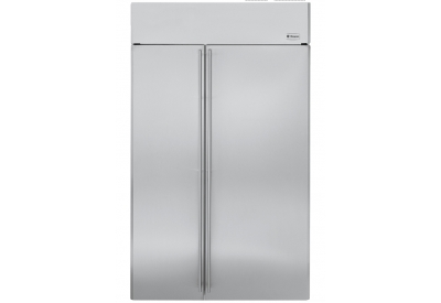 Monogram - ZISS480NHSS - Built-In Side-by-Side Refrigerators