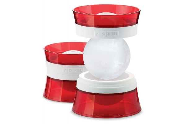 Zoku Set Of 2 Ice Ball Ice Sphere Mold - ZK118