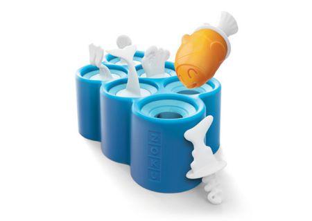 Zoku Blue Fish Pop Molds - ZK119