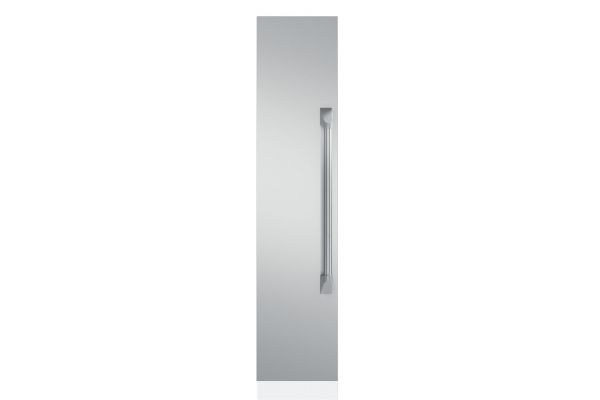 "Monogram 18"" Fully Integrated Freezer Pro Stainless Steel Door Panel Kit - ZKCSP184"